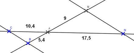 Chapitre 3 Theoreme De Thales Et Homotheties Mathemax