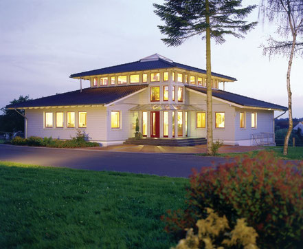 Stommel Haus show home and HQ Baumkrone