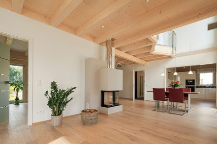 "Luxurious flat pack home ""Cornish Oak"""