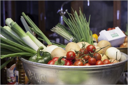 Gemüse, Restaurant, Huber, Schwadorf