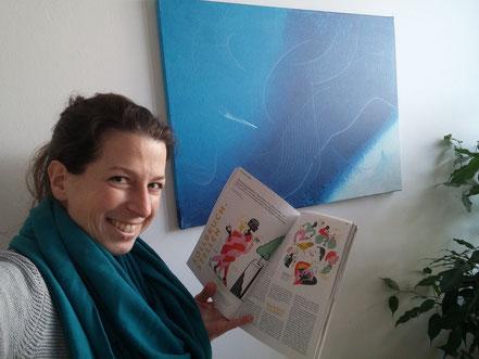 Bild: Interview mit wahre Liebe Coach Susi Bartmann in der Wienerin
