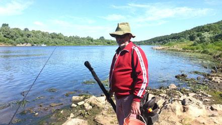 Окский рыболов Валерий
