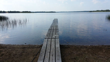 Озеро Малый Иван