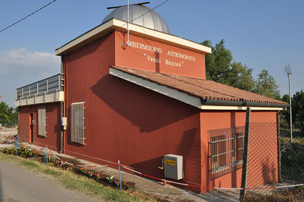 Osservatorio Vanni Bazzan Sant'Apollinare Rovigo