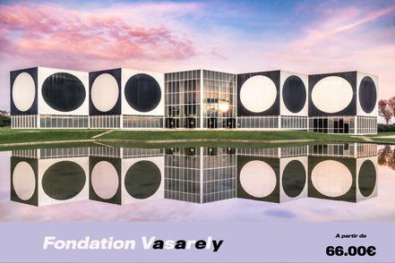 Vente de photographie d'art - Fondation Vasarely - Aix en provence