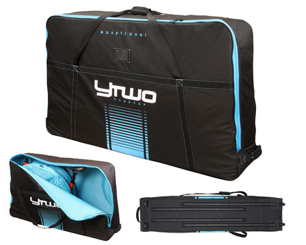 HOUSSE VELO YTWO EASY TRAVEL 139€