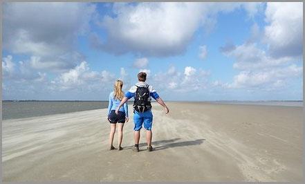 Freiheit Wattenmeer