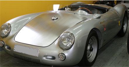 Porsche Haube