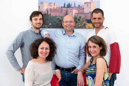 Trainer der Sprachschule Alegría Wien