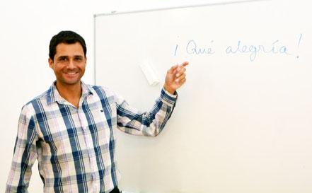 Spanisch lernen mit Sprachtrainer Alejandro in Wien