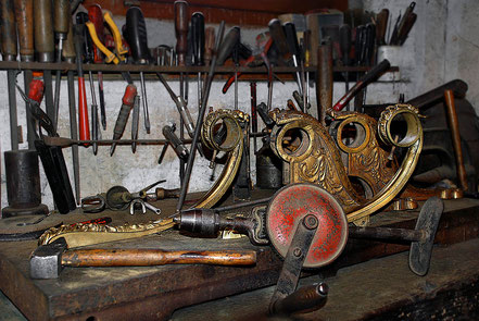 Atelier Lumibronze, fabrication et restauration de bronze d'art dans l'Yonne