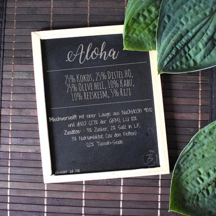 """B.nature I Handmade Soap Recipe """"Aloha"""""""