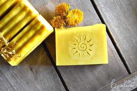 B.nature I Handmade Soap Dandelion
