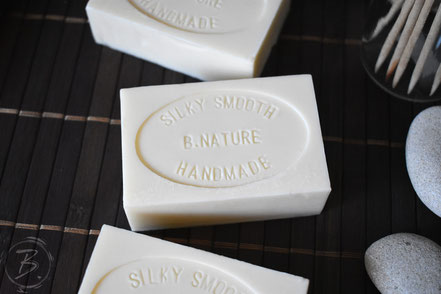 B.nature I Handmade Soap B.silky smooth