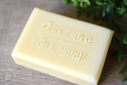 B.nature I Handmade Soap B. In Love with Soap again