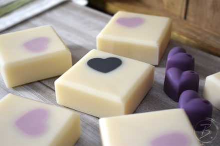 B.nature I Handmade Soap from the heart