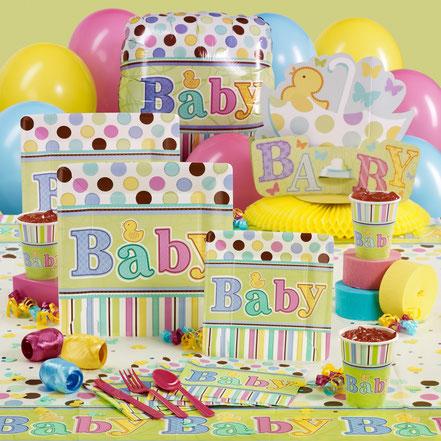 Baby Party Gasp Animazione
