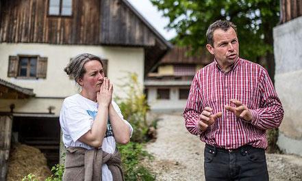 Familie Priebernig (© Markus Traussnig)