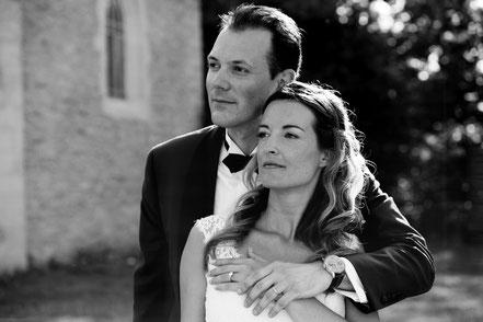 Mariage d'Amélie et Benjamin