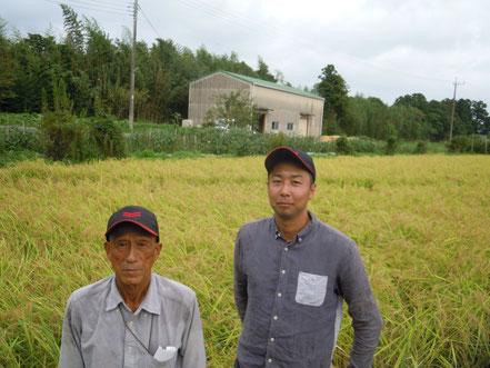 長狭米の生産、野菜や加工品の販売、宿泊施設の運営を行っています。