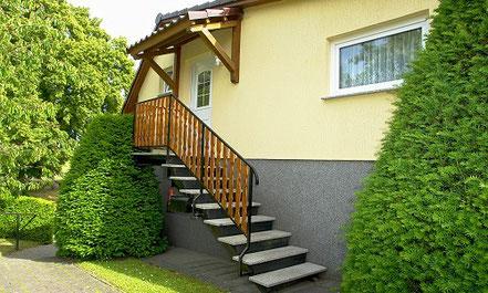Ferienwohnung in Thomsdorf - separater Eingang