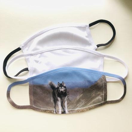 Hundehort Rudel-Treff - Gesichtsmasken