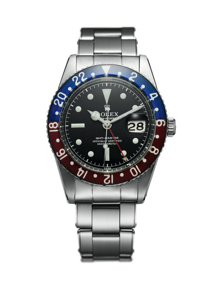 MAG Lifestyle Magazin online Rolex Oyster Perpetual GMT Master Pan Am