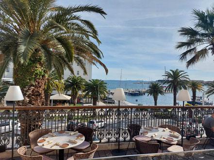 MAG Lifestyle Magazin Urlaub Reisen Kroatien Split Hafenstadt Dalmatien Altstadt Diokletianpalast Restaurants