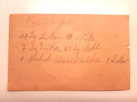 MAG Lifestyle Magazin online Kulinarik Advent original Wiener Vanillekipferl Rezept 20er Jahre