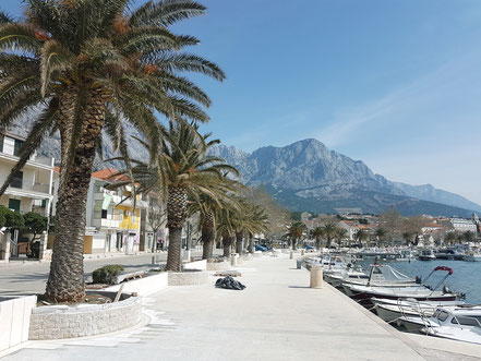 Coronavirus Krise Corona Pandemie Auswirkungen Kroatien Tourismus Chronik Schutzmassnahmen Verbreitung erkrankte Personen Reisen Urlaub