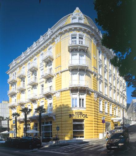 MAG Lifestyle Magazin Urlaub Reisen Kroatien Opatija Abbazia Hotels Hotel Bristol