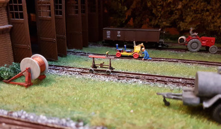 MAG Lifestyle Magazin Modellbahn Modellbahnen Traumorte Berge Meer verreisen Gedanken Vitrinen Modellbahndioramen Dioramen Diorama Eisenbahnmuseum