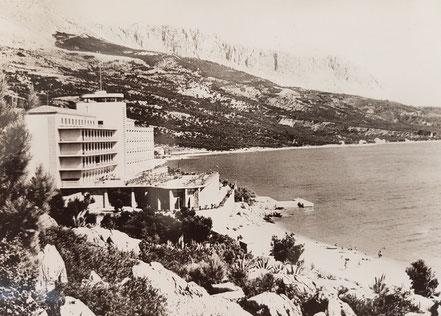 MAG Lifestyle Magazin Kroatien Dalmatien Hotel Jadran Tučepi Hotels exklusives Geheimdienst Resort