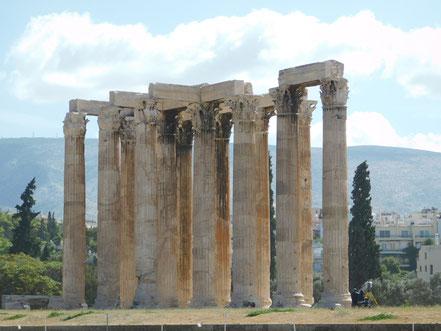 MAG Lifestyle Magazin Urlaub Reisen Reisebericht Cornelia Singer Griechenland Athen Attiki Musik Antike Akropolis