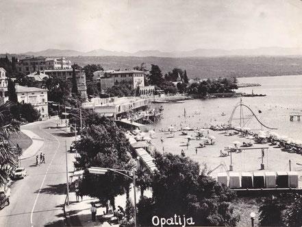 MAG Lifestyle Magazin Urlaub Reisen Kroatien Opatija Abbazia kuk Monarchie Hotels