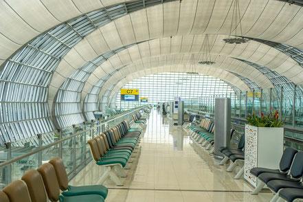 MAG Lifestyle Magazin Fernreisen Flugreisen Biometrische Grenzkontrollen Identifizierungssysteme Thailand Grenzübergänge Flughäfen Seehäfen Regierungsbehörden DERMALOG Grenzkriminalität Grenzsicherheit