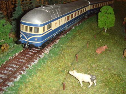 MAG Lifestyle Magazin Modellbahn Modellbahnen Traumorte Berge Meer verreisen Gedanken Vitrinen Modellbahndioramen Dioramen Fahrbetrieb Diorama Nebenbahn