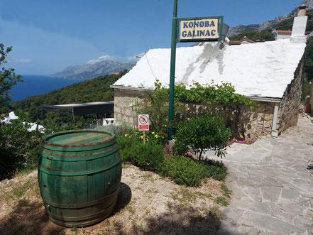 mag lifestyle magazin urlaub dalmatien makarska riviera lifestyle restaurants konoba baska voda brela