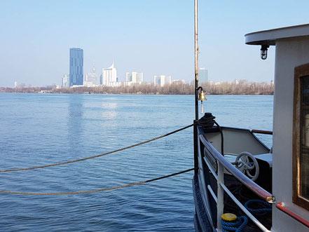 MAG Lifestyle Magazin Urlaub Reisen Donau Bootsurlaub Bootsverleih Bootsvermietung Yachtcharter Österreich Wien