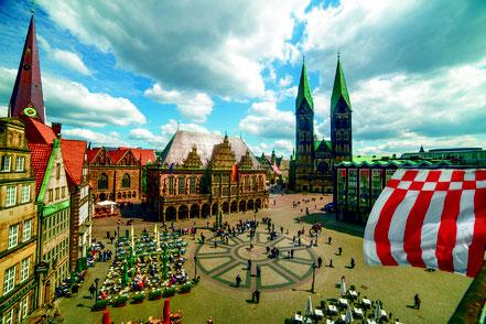 MAG Lifestyle Magazin Reisen Urlaub Deutschland Bremen Rathaus Keller Restaurant