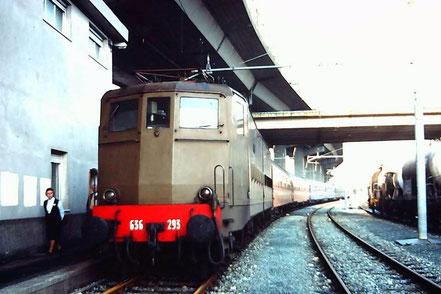 MAG Lifestyle Magazin Reisen Urlaub Bahnreisen Europa Züge Eisenbahn Bäderzüge Sonderzüge 80er Jahre Italien  vor Corona Coronakrise