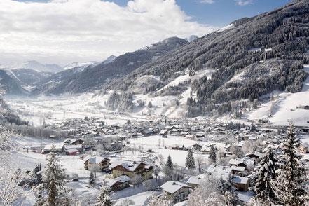 MAG Lifestyle Magazin online Urlaub Reisen Österreich Dorfgastein Winterurlaub 1.000 Jahre Jubiläum Gasteinertal Wintersport Corona Winter