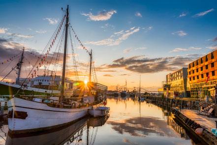 MAG Lifestyle Magazin Reisen Urlaub Deutschland Bremerhaven Fischereihafen Sehenswürdigkeiten