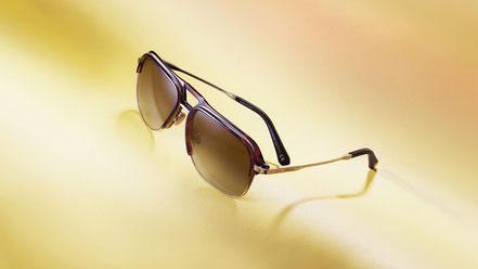 MAG Lifestyle Magazin online Mode Brillen Trends 2020 Omega OMEGA Jetset-Esprit