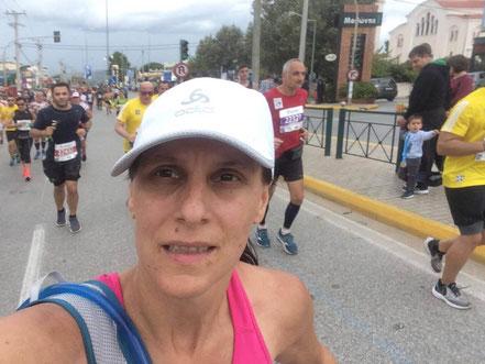 MAG Lifestyle Magazin Urlaub Reisen Reisebericht Cornelia Singer Griechenland Athen Marathon 2019
