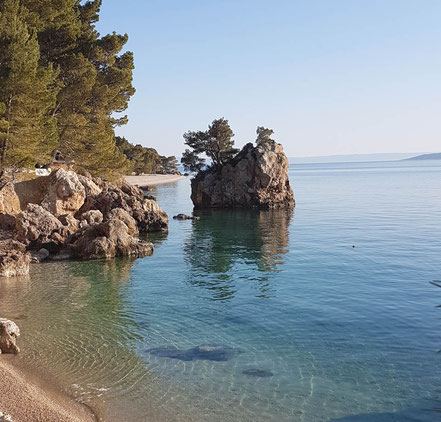 MAG Lifestyle Magazin Urlaub Reisen Kroatien Dalmatien Makarska Riviera Brela Restaurant Konoba Feinschmecker Restaurants