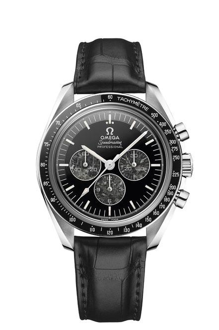 mag lifestyle magazin online uhren omega  OMEGA speedmaster 321 moonwatch platinum 50. jubiläum erste mondlandung apollo 11 platin