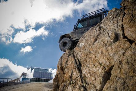 MAG Lifestyle Magazin Reisen Urlaub Reisen Österreich: James Bond Erlebniswelt in Sölden, Sport und Action im Hotspot der Alpen, 007 ELEMENTS Ötztal, Tirol