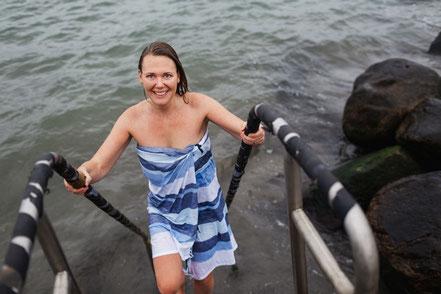 mag lifestyle magazin online gesundheit wellness kaltbaden skane schweden energieschub winter sauna kaltes wasser heilmittel physische mentale Leiden