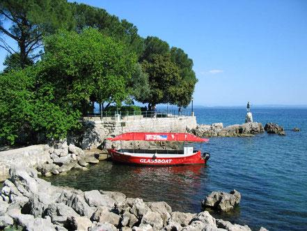 MAG Lifestyle Magazin Urlaub Reisen Kroatien Opatija Abbazia kuk Monarchie Abbazia Südbahn Hotels